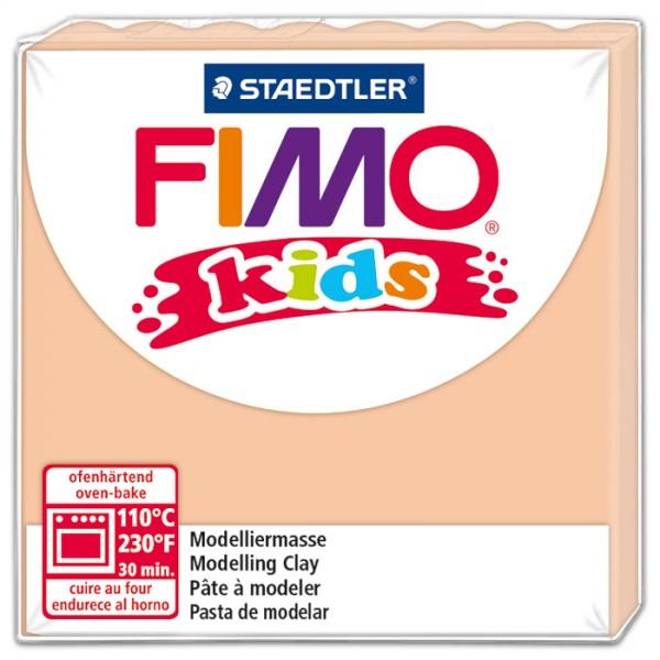 FIMO kids 55x55x10mm 42g haut ofenhärtende Modelliermasse