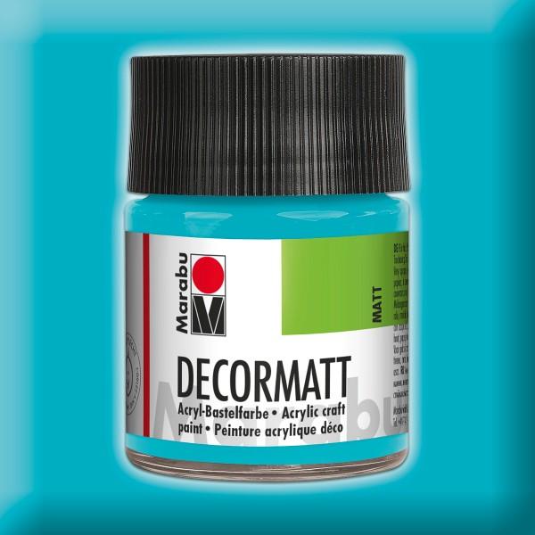 Decorlack Acryl matt 50ml karibik