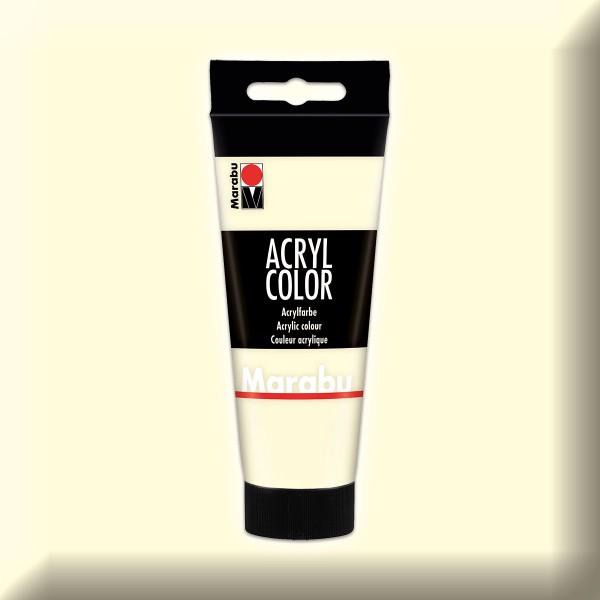 Marabu Acryl Color 100ml elfenbein