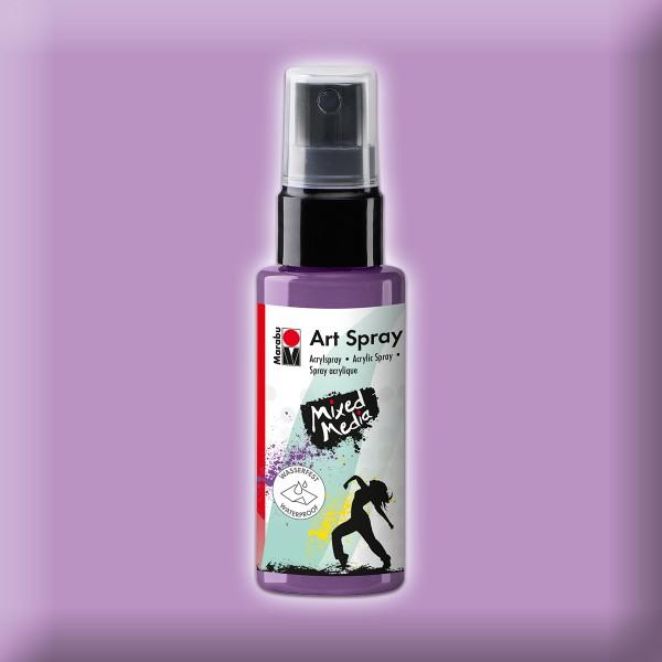 Art Spray Acrylspray 50ml lavendel