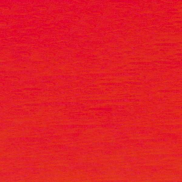 Krepp-Papier 32g/m² 0,5x2,5m feuerrot Bastelkrepp