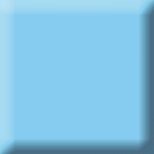 Tonpapier 130g/m² 50x70cm 10 Bl. himmelblau