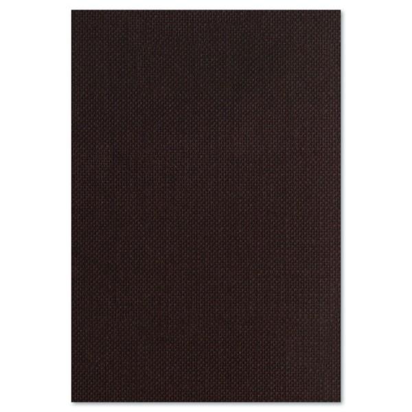 Buchleinen f-color Neuleinen 120g/m² 102x70cm schwarz Naturpapier