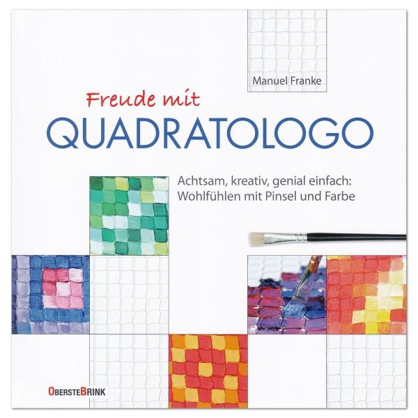 Buch - Freude mit Quadratologo 52 Seiten, 20x20,2cm, Hardcover