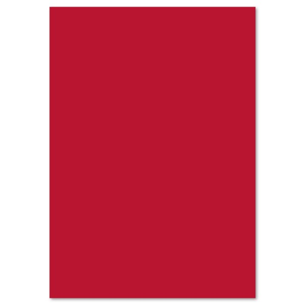 Tonpapier 130g/m² DIN A4 100 Bl. ziegelrot
