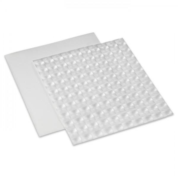 Sternentraum-Folie 0,25mm stark 60x60cm Design Kunststoff