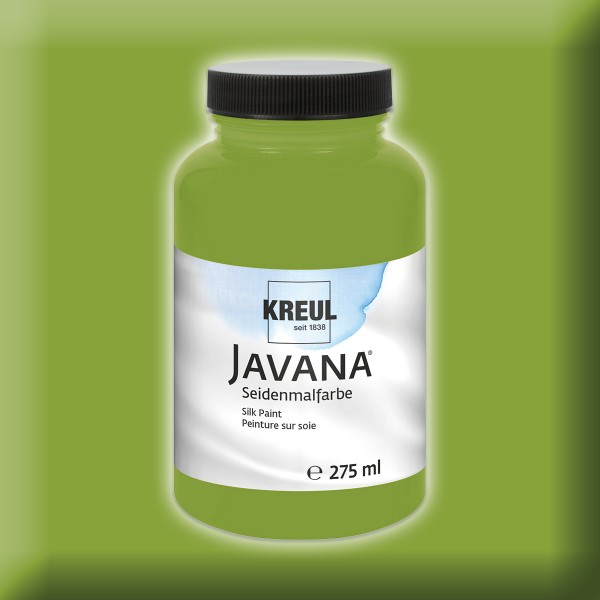 Javana Seidenmalfarbe 275ml olivgrün