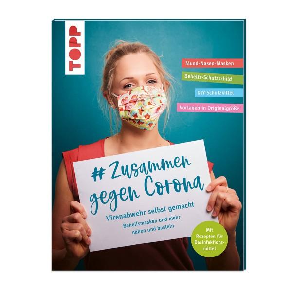 Buch - Zusammen gegen Corona 32 Seiten, 16,9x22 cm, Softcover