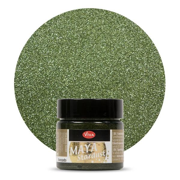 Maya Stardust 45ml avocado