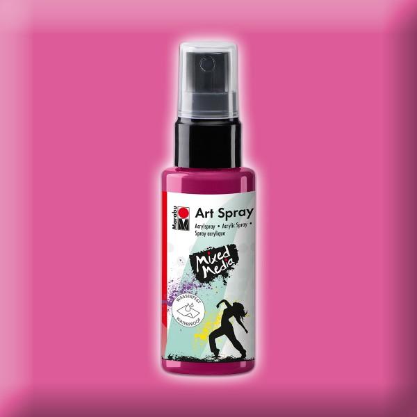 Art Spray Acrylspray 50ml himbeere
