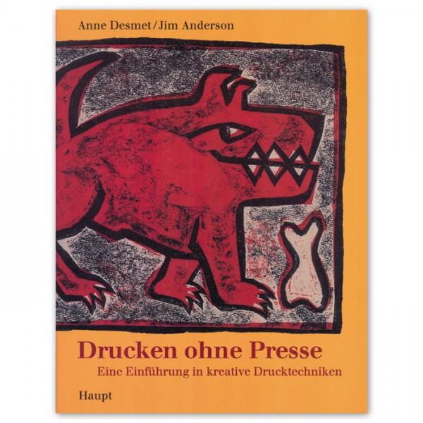 Buch - Drucken ohne Presse 143 Seiten, 19x24,5cm, Softcover