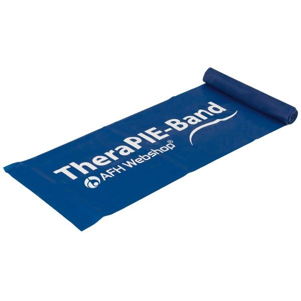 TheraPIE-Band 15x200cm mittelblau=mittel Latex