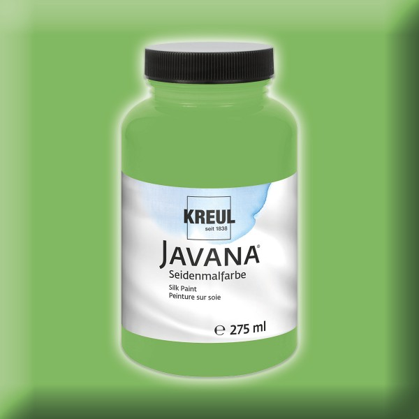 Javana Seidenmalfarbe 275ml grün