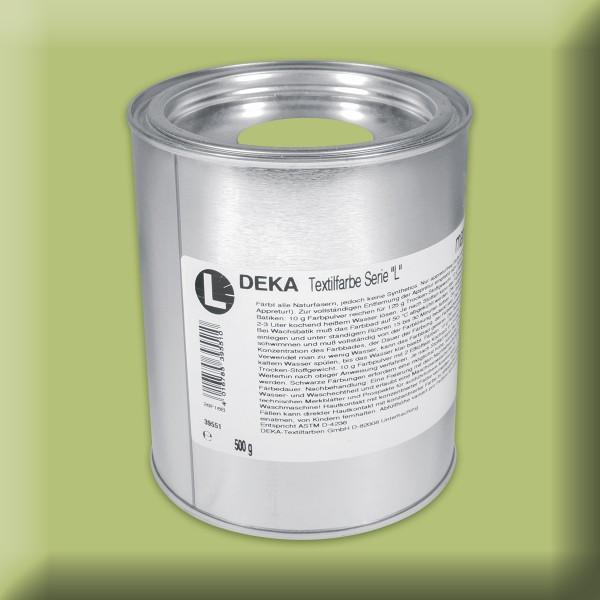 Deka-Serie L Textilfarbe 500g hellgrün