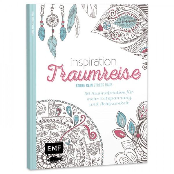 Buch - Inspiration Traumreise 64 Seiten, 22x17cm, Softcover