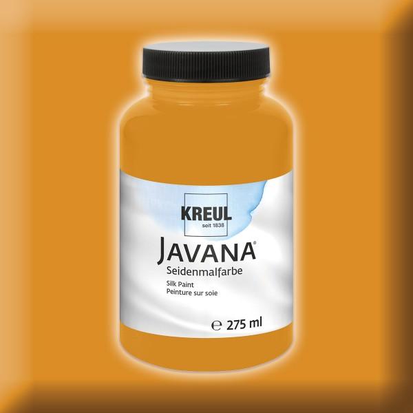 Javana Seidenmalfarbe 275ml cognac