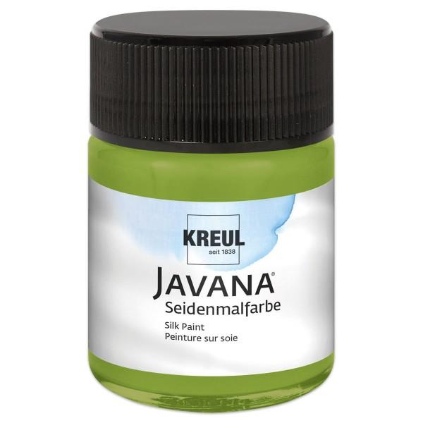 JAVANA Seidenmalfarbe 50ml olivgrün