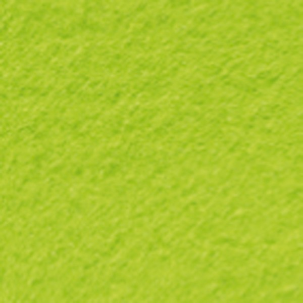 Bastelfilz ca. 1mm 20x30cm hellgrün 150g/m², 100% Polyester, klebefleckenfrei