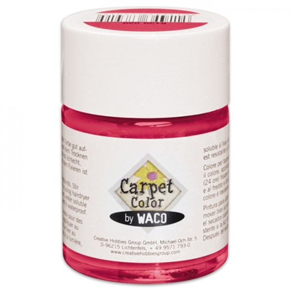 Carpet Color 50ml himbeere