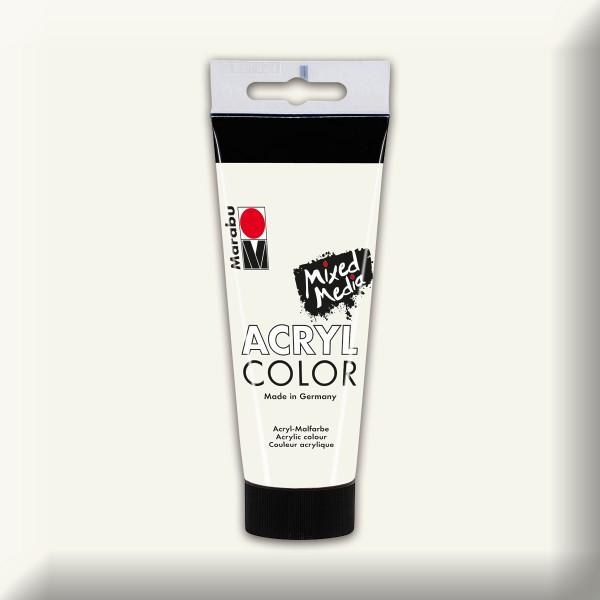 Marabu Acryl Color 100ml weiß