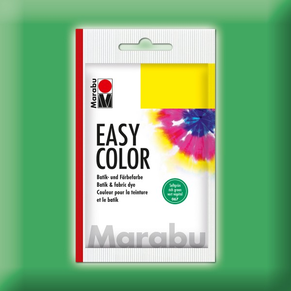 Marabu EasyColor Batik-/Textilfarbe 25g saftgrün