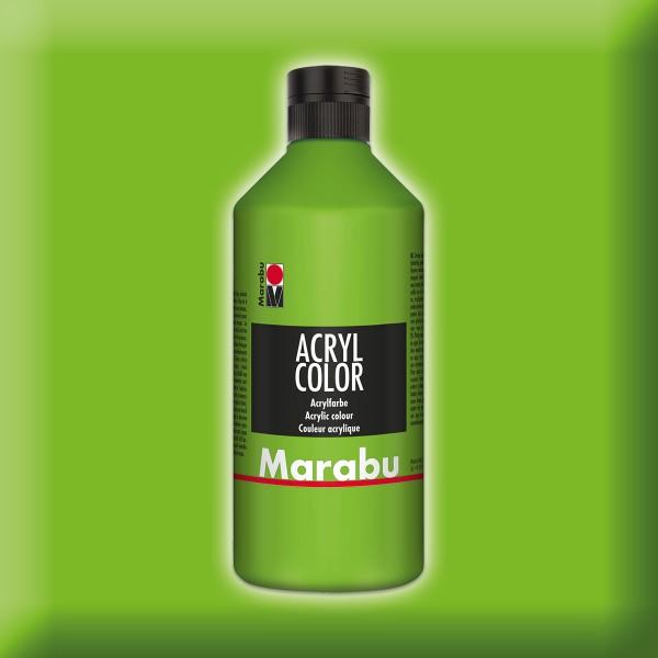 Marabu Acryl Color 500ml blattgrün