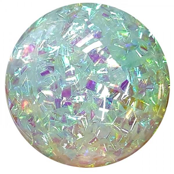 Wasserball Kunststoff Ø 10cm Fäden