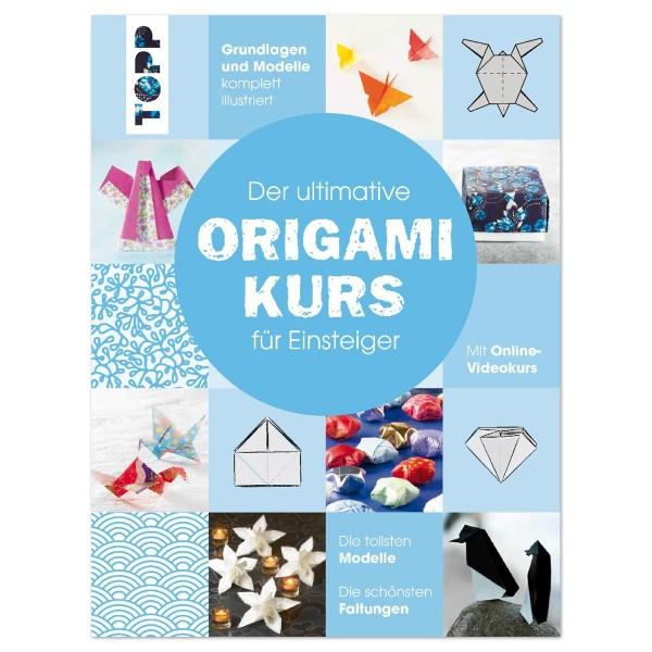Buch - Der ultimative Origamikurs für Einsteiger 128 Seiten, 21,5x28,5cm, Hardcover