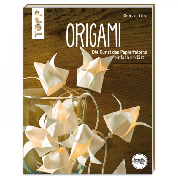 Buch - Origami: Die Kunst des Papierfaltens 64 Seiten, 17x22cm, Softcover