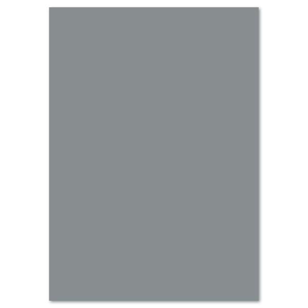Tonkarton 220g/m² 50x70cm 25 Bl. steingrau