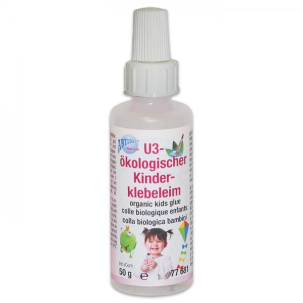 U3 ökologischer Kinderklebeleim 70g