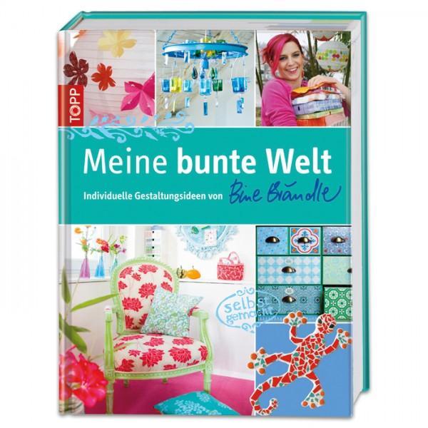 Buch - Meine bunte Welt 144 Seiten, 21x28cm, Hardcover