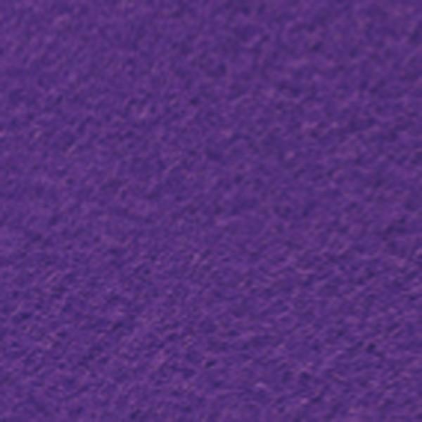 Bastelfilz ca. 1mm 45cm 5m Rolle lila 150g/m², 100% Polyester, klebefleckenfrei