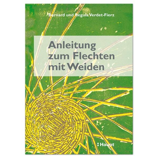 Buch - Anleitung zum Flechten mit Weiden 361 Seiten, 17,5x24,5cm, Softcover