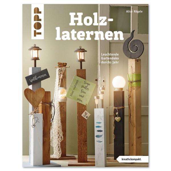 Buch - Holzlaternen 32 Seiten, 17x22cm, Softcover