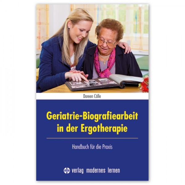 Buch - Geriatrie-Biografiearbeit in der Ergotherapie 200 Seiten, 16x23cm, Softcover