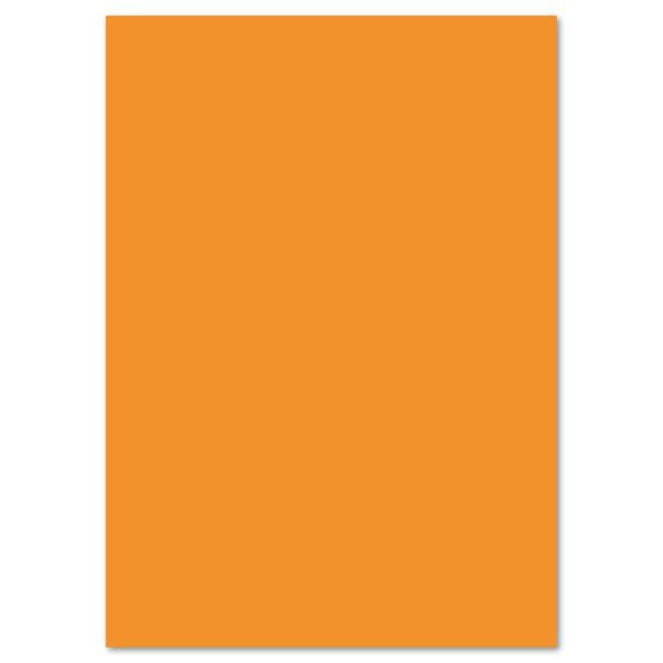 Tonkarton 220g/m² 50x70cm 25 Bl. ocker