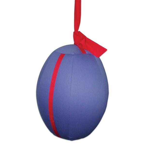 Box-Luftmatz Boxsack Ø ca. 30cm ca. 42cm lang inkl. 2 Ersatzballons
