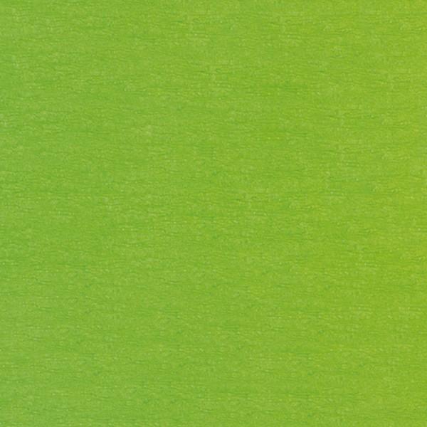 Krepp-Papier 32g/m² 0,5x2,5m gelbgrün Bastelkrepp