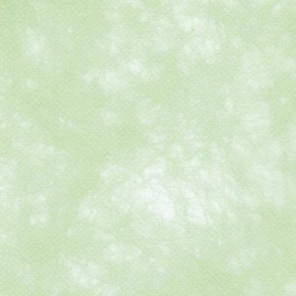 Vlies Uni 25cm lindgrün 100% Polyester