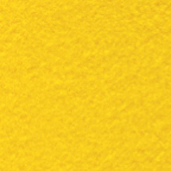 Bastelfilz ca. 1mm 20x30cm bananengelb 150g/m², 100% Polyester, klebefleckenfrei