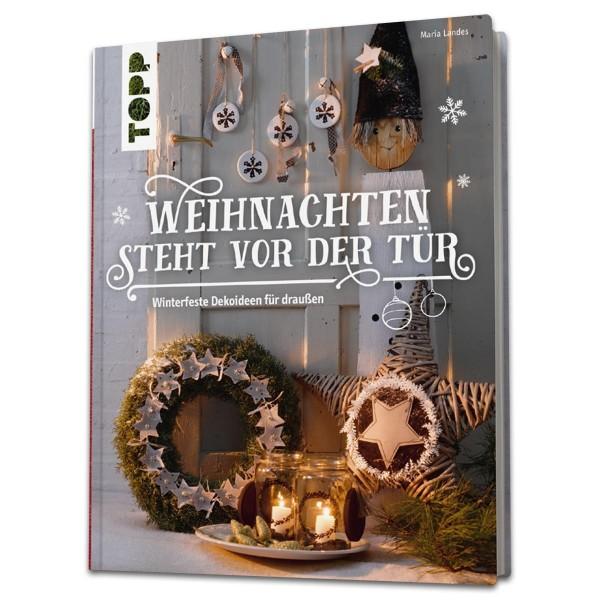 Buch - Weihnachten steht vor der Tür 80 Seiten, 19,5x25cm, Hardcover