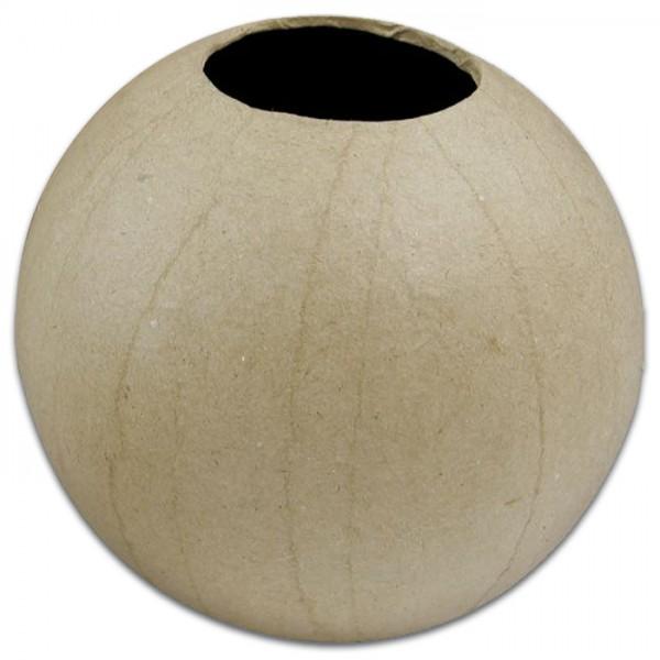 Kugelvase Pappmaché Ø8,5x7,5cm von Décopatch