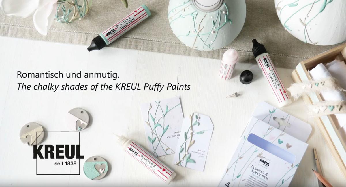 Video - Kreul Pluster & Liner Pens