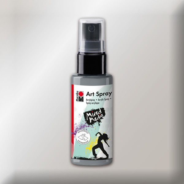Art Spray Acrylspray 50ml silber