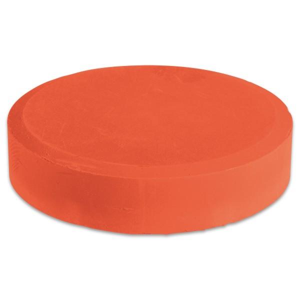 Farbtablette Ø 55mm geraniumrot hell Wasserfarbe