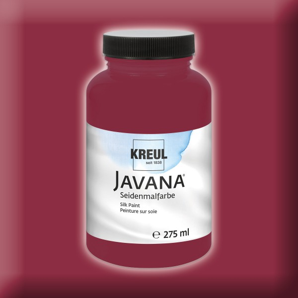 Javana Seidenmalfarbe 275ml purpur