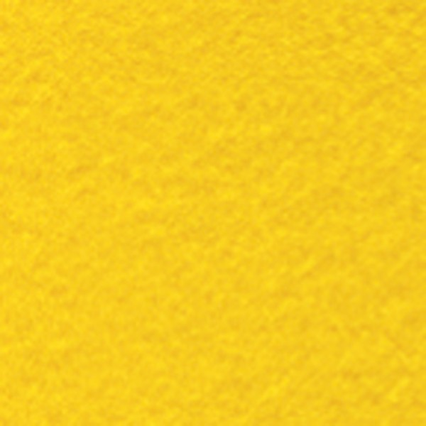 Bastelfilz ca. 1mm 45cm 5m Rolle bananengelb 150g/m², 100% Polyester, klebefleckenfrei