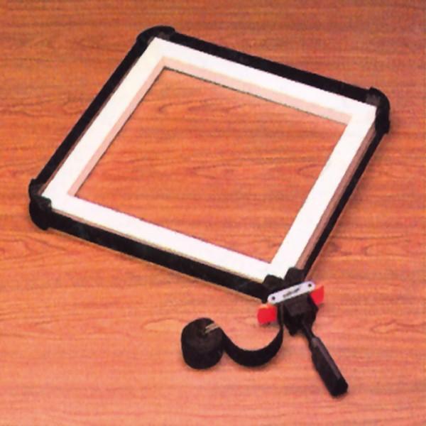Rahmenspanner mit Kunststoffgurt 370x2,3cm
