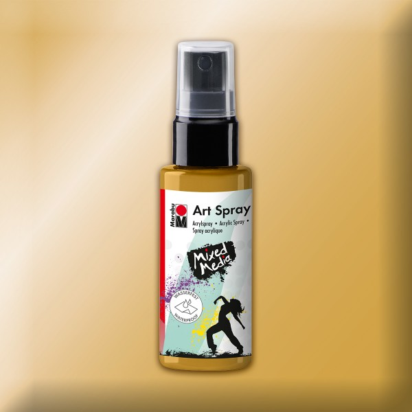 Art Spray Acrylspray 50ml gold